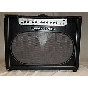 Pre-owned Genz Benz BLACK PEARL 30 Tube Guitar Combo Amp by Genz Benz