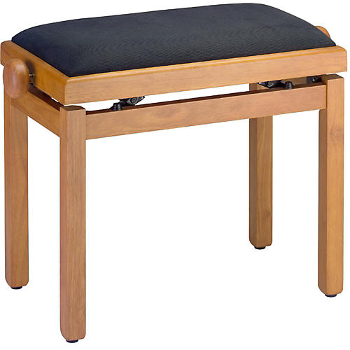 Stagg BLACK PIANO BENCH,HIGHGLOSS+TOP