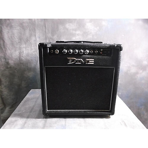 Dime Amplification BLACKTOOTH 30W 1X10 Guitar Combo Amp-thumbnail
