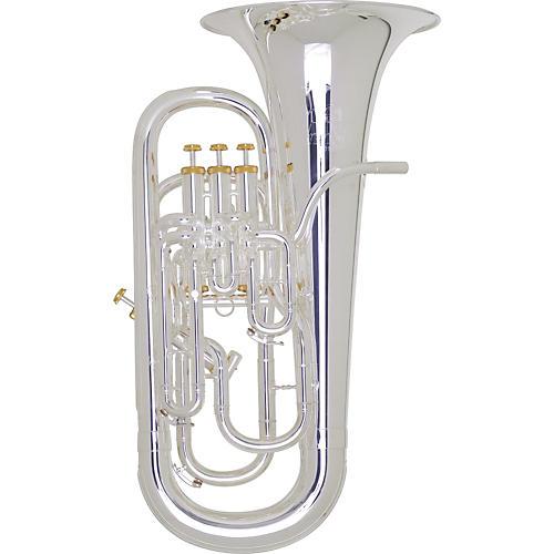 Meinl Weston BLEM 551S Silver Pro Compensating Euphonium-thumbnail