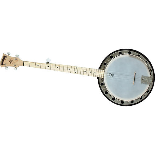 Deering BLEM Goodtime 2 Banjo: Lefthanded-thumbnail