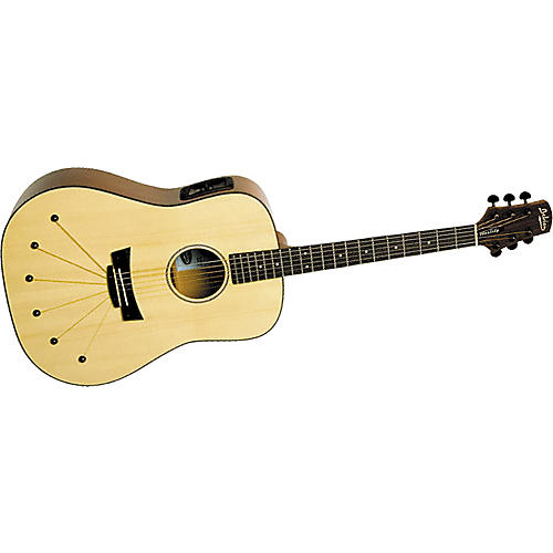 Babicz BLEM ID-DMH-06E Dreadnought Acoustic Electric Guitar