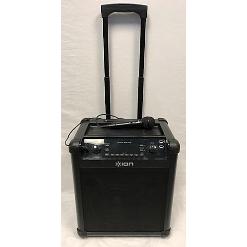 ION BLOCK ROCKER IPA76C Powered Speaker