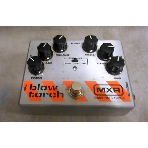 MXR BLOW TORCH Effect Pedal-thumbnail