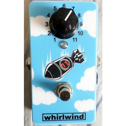 Whirlwind BLUE BOMB Effect Pedal