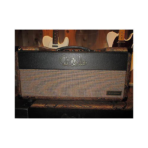 PRS BLUE SIERRA 50W Tube Guitar Amp Head