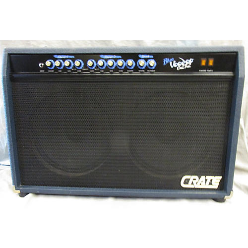 Crate BLUE VOODOO 6212 Tube Guitar Combo Amp-thumbnail