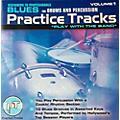 Practice Tracks BLUES DRUMS CD  Thumbnail