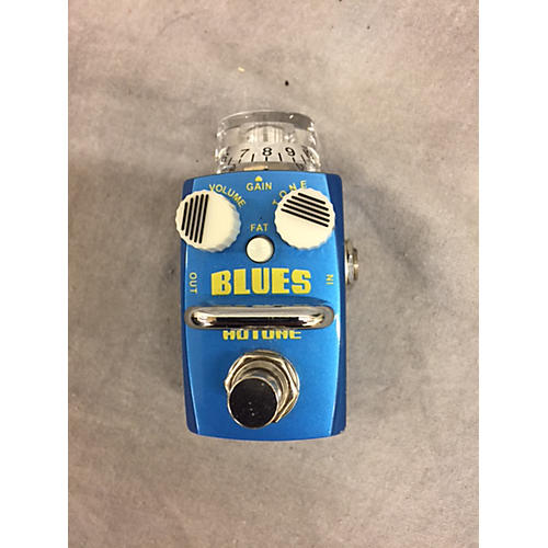 In Store Used BLUES Effect Pedal