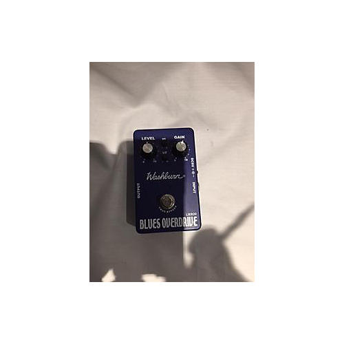 Washburn BLUES OVERDRIVE Effect Pedal-thumbnail