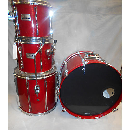 Pearl BLX All Birch Shell Drum Kit Sequoia Red