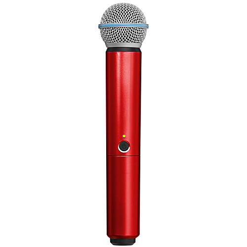 Shure BLX Color Handle  Red