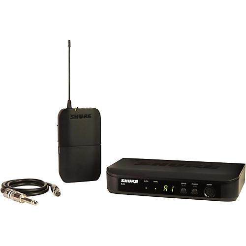 Shure BLX14 BLX Wireless Guitar System Band H10