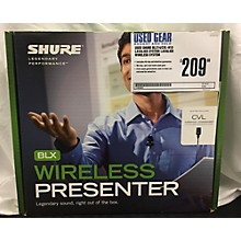 Shure BLX14/CVL-H10 LAVALIER SYSTEM Lavalier Wireless System