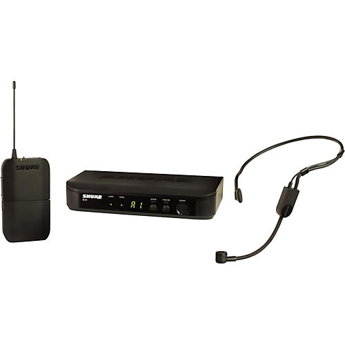 Shure BLX14 Headset System with PGA31 Headset Microphone-thumbnail