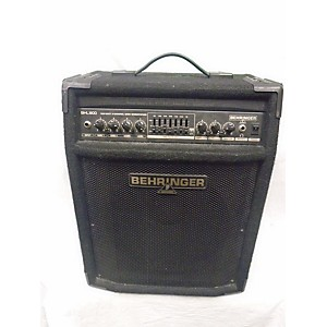 Pre-owned Behringer BLX1800 Bass Combo Amp by Behringer
