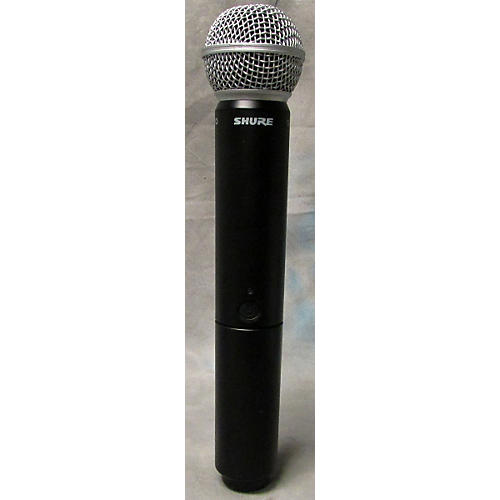 Shure BLX2 H8 WIRELESS TRANSMITTER Dynamic Microphone