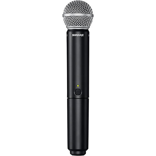 Shure BLX2/SM58 Handheld Wireless Transmitter with SM58 Capsule-thumbnail