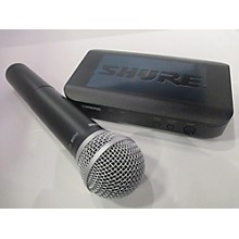 Shure BLX24PG58 Handheld Wireless System