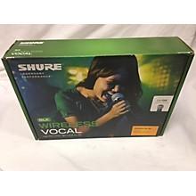 Shure BLX24\SM58 H9 WIRELESS HHELD Handheld Wireless System