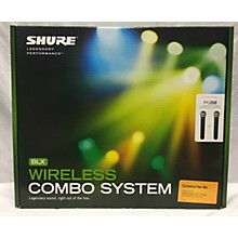 Shure BLX288/PG58 Wireless System