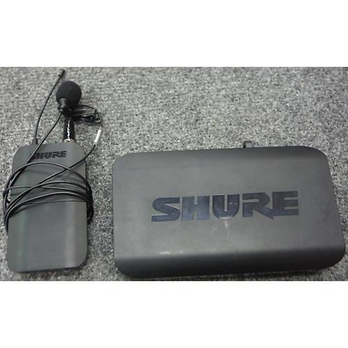 Shure BLX4 LAV PRESTENTER Lavalier Wireless System-thumbnail