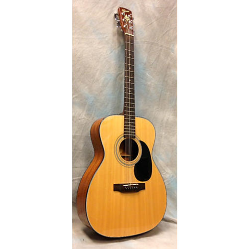 In Store Used BM-16 Acoustic Guitar-thumbnail