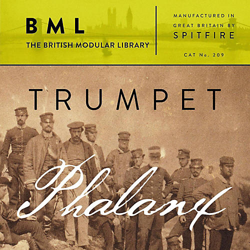 Spitfire BML Trumpet Phalanx
