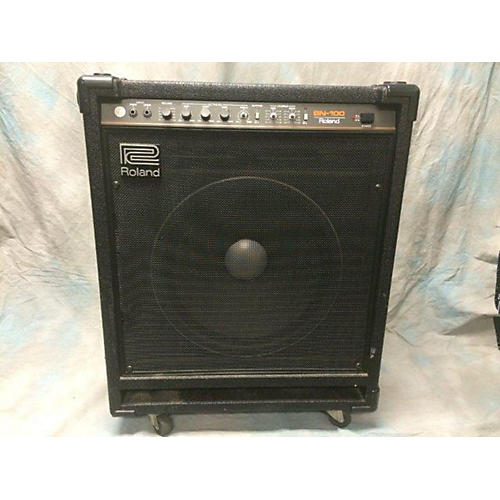 Roland BN-100 Bass Combo Amp-thumbnail