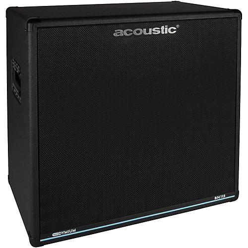 Acoustic BN115 500W 1x15 Bass Speaker Cabinet-thumbnail