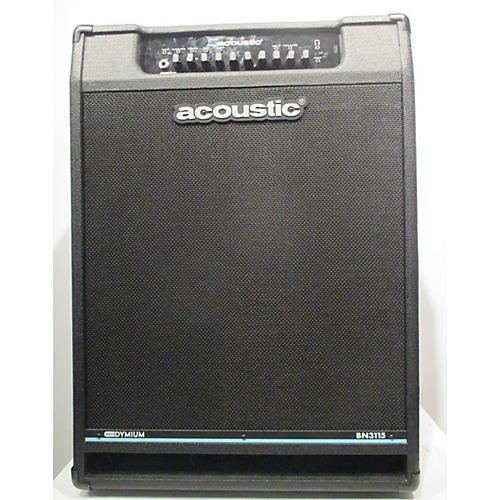 Acoustic BN3115 Bass Combo Amp-thumbnail