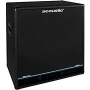 Acoustic BN410 800W 4x10 Bass Speaker Cabinet