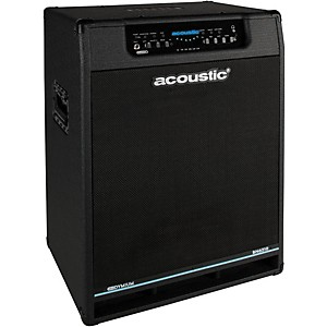 Acoustic BN6210 600 Watt 2x10 Neodymium Bass Combo Amp by Acoustic
