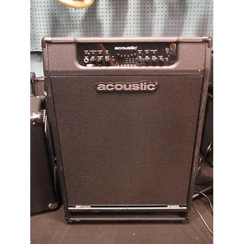 used acoustic bn6210 bass combo amp guitar center. Black Bedroom Furniture Sets. Home Design Ideas