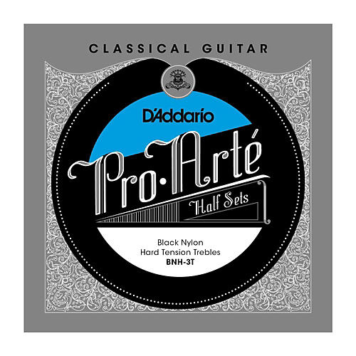 D'Addario BNH-3T Pro-Arte Hard Tension Classical Guitar Strings Half Set-thumbnail