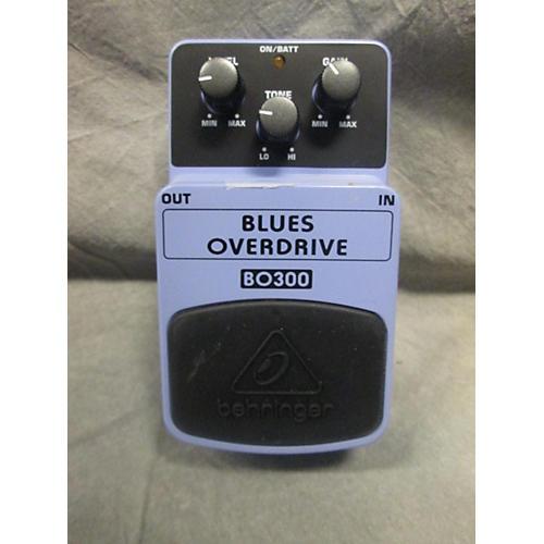 Behringer BO300 Blues Overdrive Effect Pedal