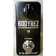 TC Electronic BODYREZ Pedal