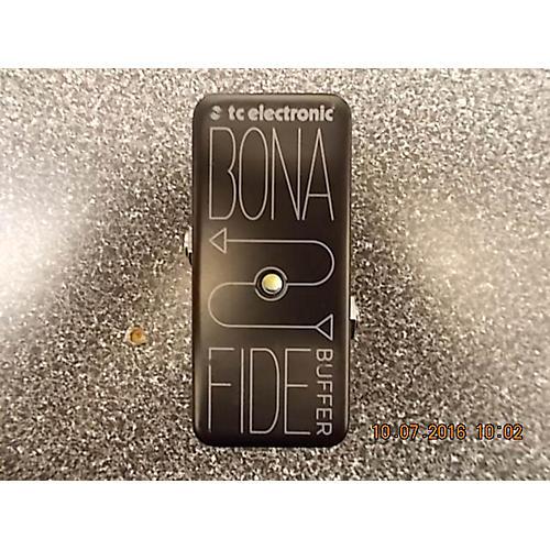 TC Electronic BONA FIDE BUFFER Pedal