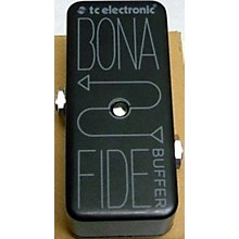 TC Electronic BONAFIDE BUFFER Effect Pedal