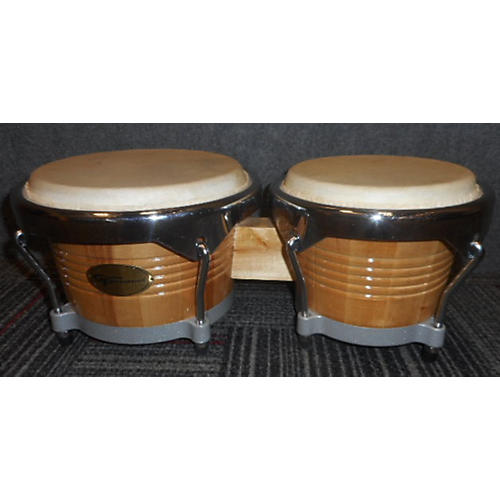Groove Percussion BONGOS NATURAL MAPLE Bongos