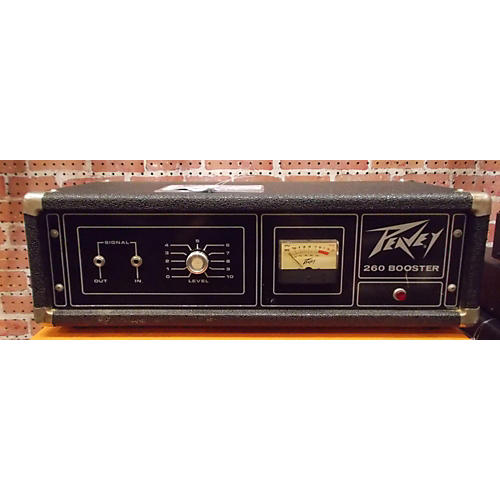 Peavey BOOSTER 260 Guitar Power Amp
