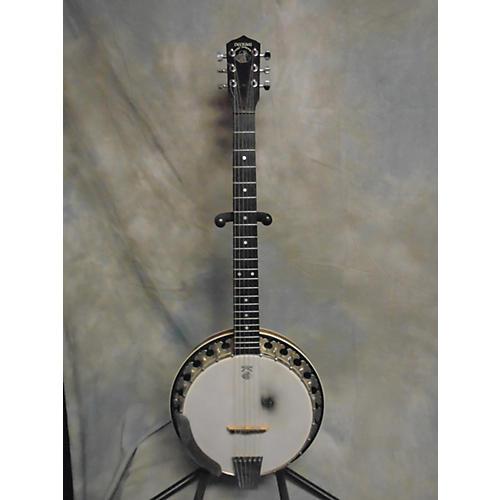 used deering boston 6 banjo guitar center. Black Bedroom Furniture Sets. Home Design Ideas