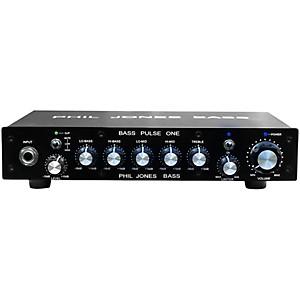 Phil Jones Bass BP-400 350 Watt Bass Amp Head