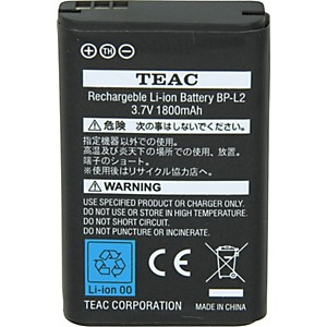 Tascam BP-L2 Battery Pack For DR-1 Digital Recorder by TASCAM