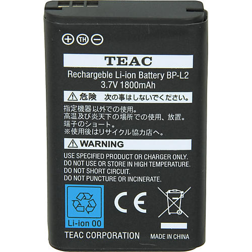 Tascam BP-L2 Battery Pack For DR-1 Digital Recorder-thumbnail