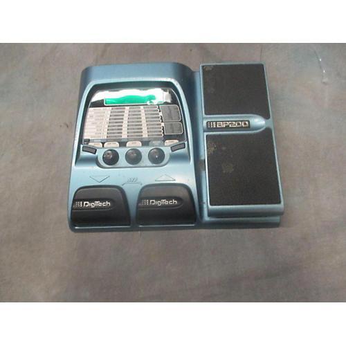 used digitech bp200 amp modeler bass effect pedal guitar center. Black Bedroom Furniture Sets. Home Design Ideas