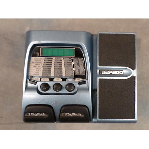 Digitech BP200 Bass Effect Pedal-thumbnail