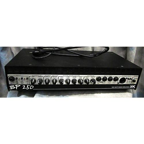 Gallien-Krueger BP250 125W Solid State Guitar Amp Head