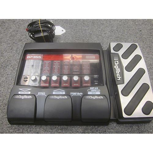 Digitech BP355 Bass Effect Pedal-thumbnail
