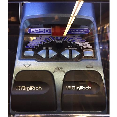 Digitech BP50 Bass Effect Pedal